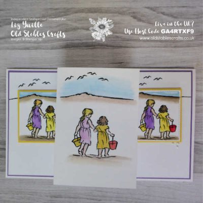 #SimpleStamping Saturday – Beautiful Moments