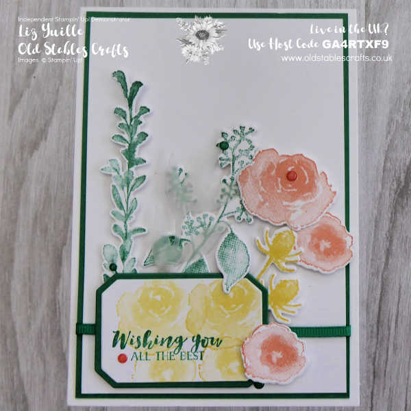 #SimpleStamping Saturday First Frost Last Look OldStablesCrafts.co.uk