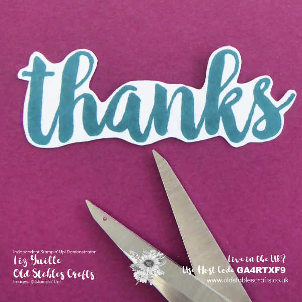 Top Tip Tuesday - Fussy Cutting OldStablesCrafts.co.uk
