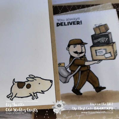 You Always Deliver – Thank You