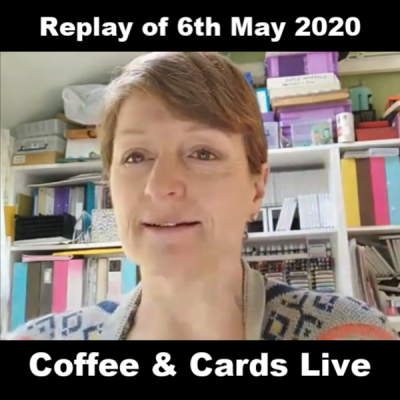 Facebook Live Tuesday 5th May 2020 – Replay