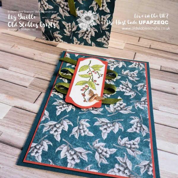 #SSS Botanical Prints Product Medley OldStablesCrafts.co.uk