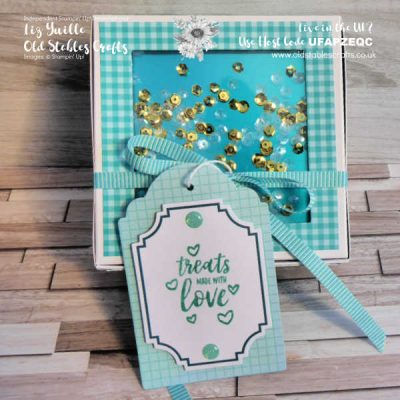 #SimpleStamping Saturday meets Baker's Boxes