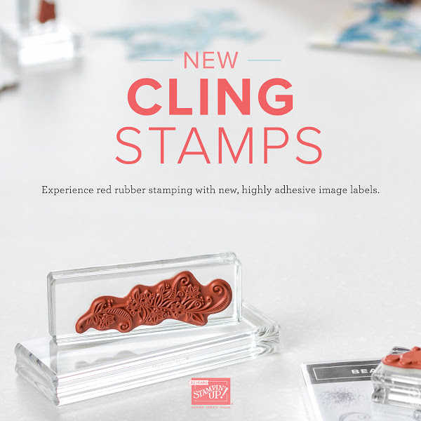 Cling Mount Stamps Image