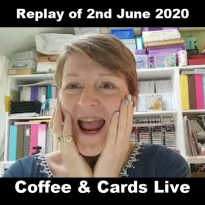 Facebook Live Replay – Tuesday 2nd June 2020