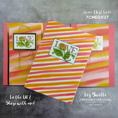 Posted For You Bundle #SimpleStamping Saturday plus One!