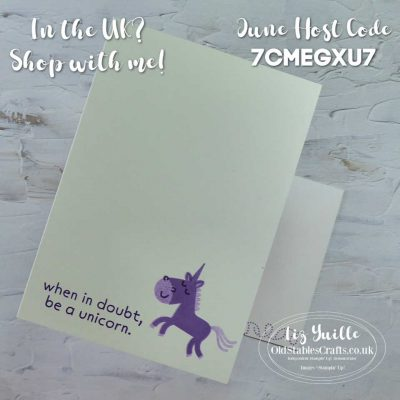 #SimpleStamping Saturday Hippo Happiness