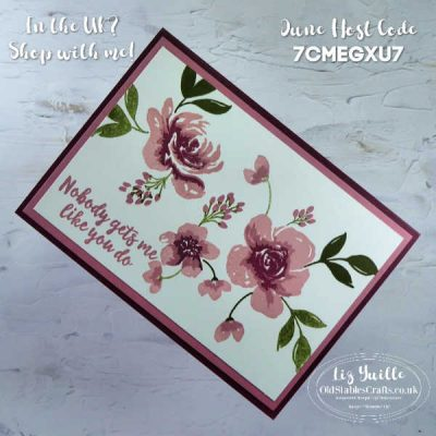 Top Tip Tuesday – All Things Fabulous 3-Step Stamping