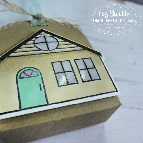Little Treat Box Coming Home - Not Just for Christmas OldStablesCrafts.co.uk