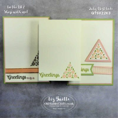 #Simplestamping Saturday meets Tree Angle – Not Just for Christmas