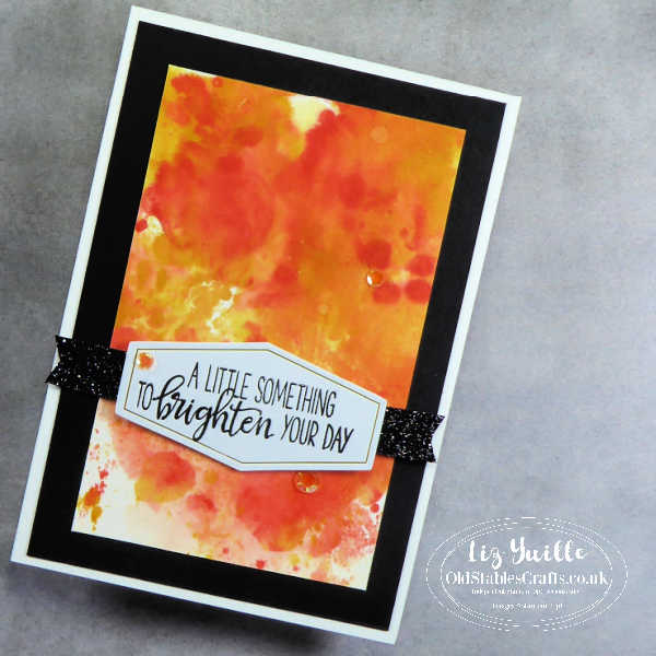 Facebook Live Featuring Box of Sunshine Paper Pumpkin OldStablesCrafts.co.uk