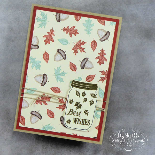 Lots to Celebrate and Gilded Autumn #SimpleStamping oldstablescrafts.co.uk