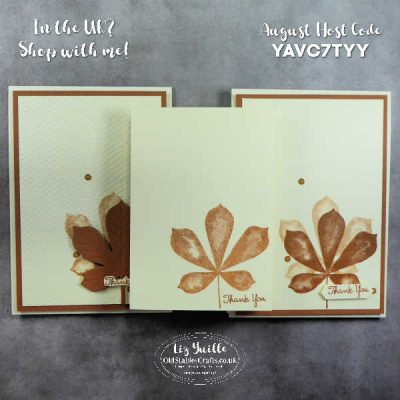 #SimpleStamping Saturday with Love of Leaves