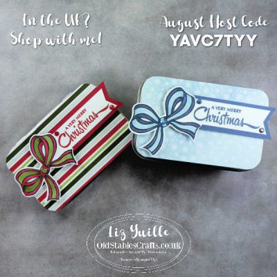 Whether they are for Tricks or Treats, these Tins are so cute!