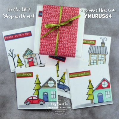 Trimming the Town Mini Gift Card Gift Set – Yes I know that's 2 Gifts!