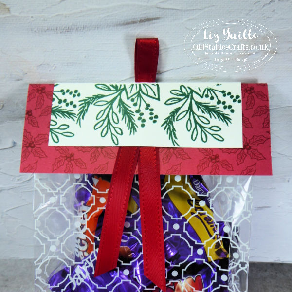 Halloween or Christmas Day 10 - Celebration Tidings - #Simplestamping Saturday OldStablesCrafts.co.uk