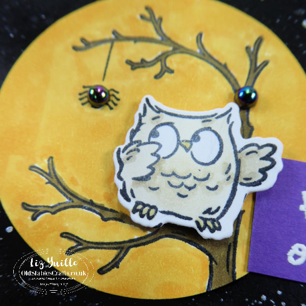 Halloween or Christmas Day 2 Have a Hoot OldStablesCrafts.co.uk
