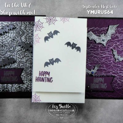 #SimpleStamping Saturday – Happy Haunting with Banner Year Bundle