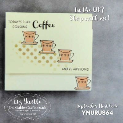 #SimpleStamping Saturday – Nothing's Better Than…Coffee