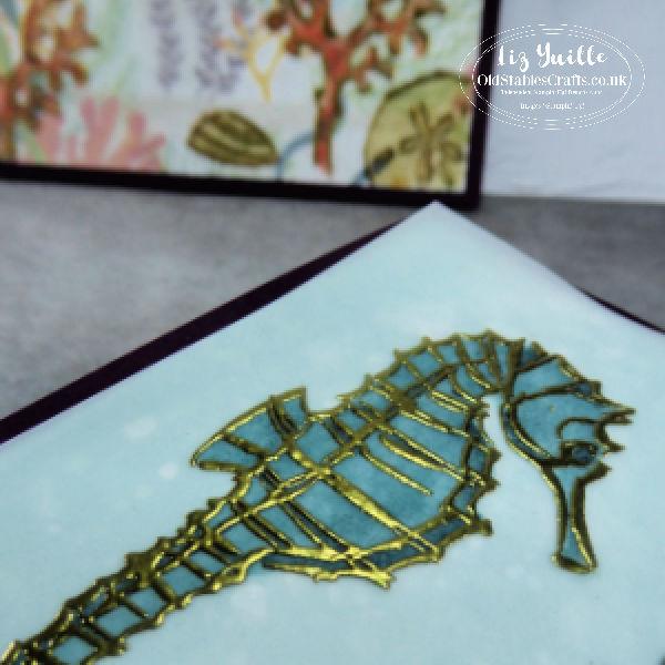Seaside Notions for Kylie Bertucci OldStablesCrafts.co.uk