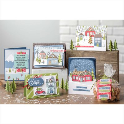 Trimming the Town Creativity in a Box Class Kit – RESERVE YOURS NOW
