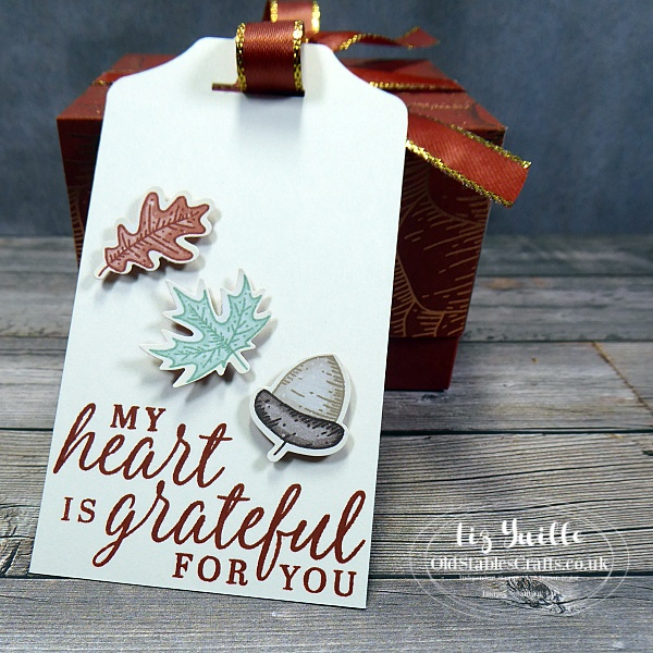 Beautiful Autumn Gift Box OldStablesCrafts.co.uk