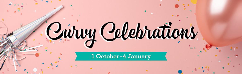 Curvy Celebrations OldStablesCrafts.co.uk