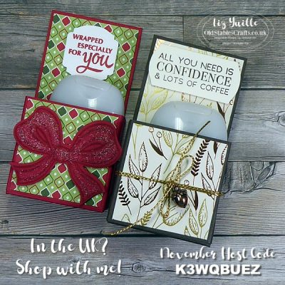 How to Make a Hand Sanitiser Gift Pack