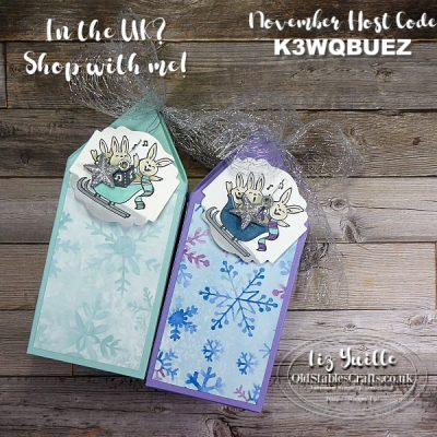 How to Make a Snowflake Splendour Pyramid Gift Box