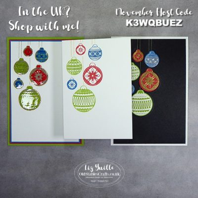 # Simple Stamping Saturday – Ornamental Envelopes