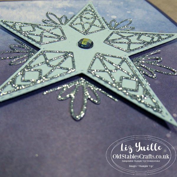 Stitched Stars Meet Snowflake Splendour on Facebook Live Replay 24th November 2020 OldStablesCrafts.co.uk