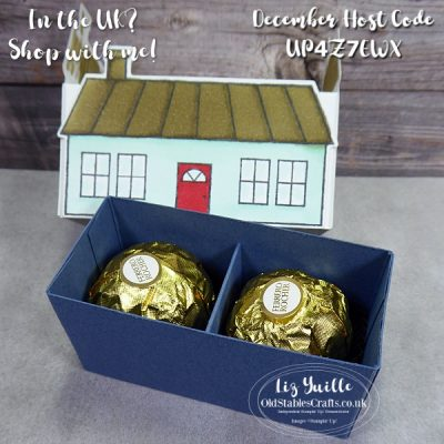 How to Make a Tiny Coming Home Box for Two Ferrero Rocher