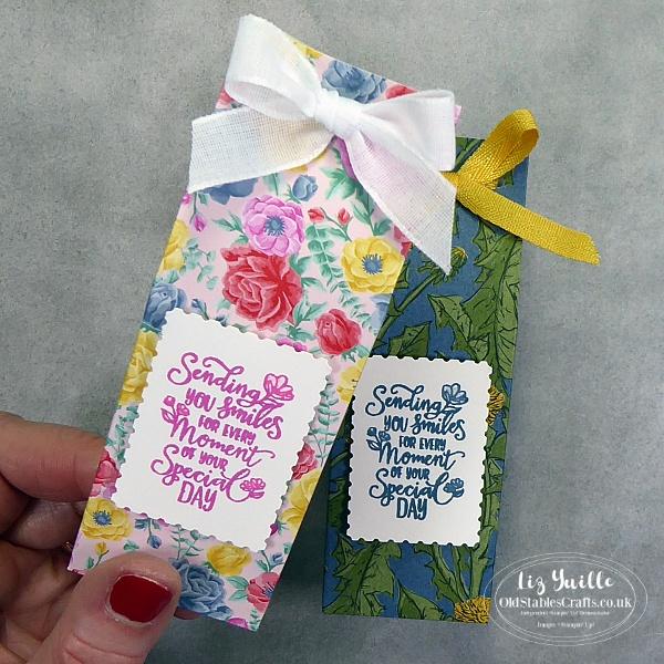 Flowers for Every Season Dandy Garden OldStablesCrafts.co.ukDandy Garden Gift Bag Flowers for Every Season Dandy Garden OldStablesCrafts.co.uk