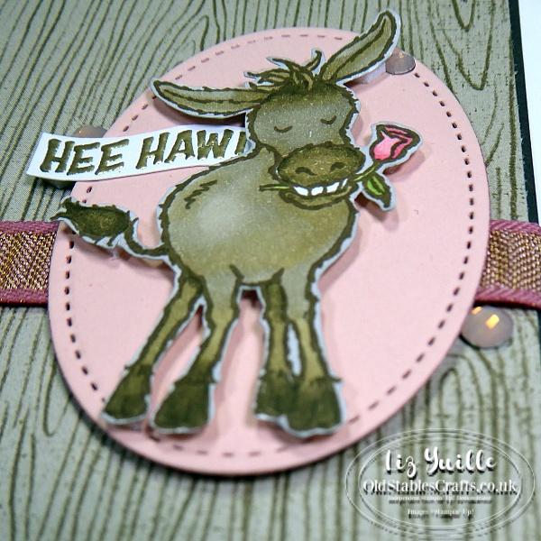 #SimpleStamping Saturday Darling Donkey Sale-a-Bration Sneak Peek OldStablesCrafts.co.uk
