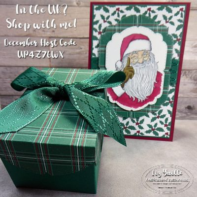 The Spot Challenge #140 – Holiday Throwdown – Don't Stop Believin' Card and Box