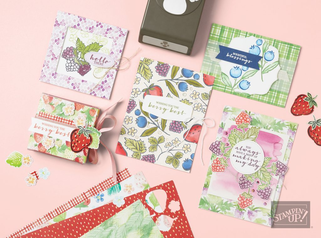 Sale-a-Bration Starts in Just TWO DAYS - AND the New Mini Catalogue goes LIVE! OldStablesCrafts.co.uk