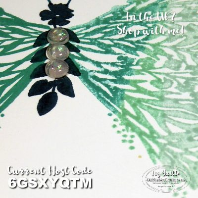 Crafting with Liz Yuille – Today we are using Corner Bouquet