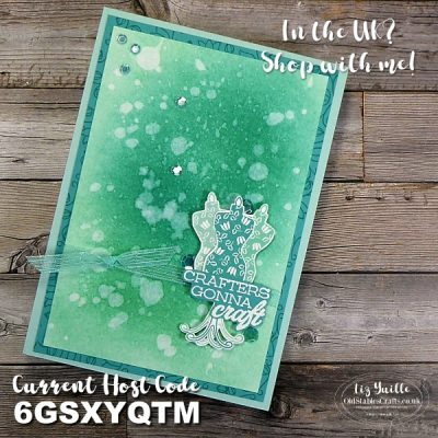 Handmade For You – Well for The Spot Challenge 145