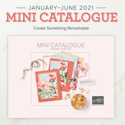 The New Catalogue and Sale-a-Bration are now LIVE!!