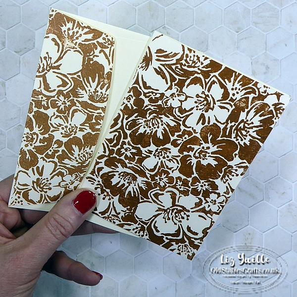 #SimpleStamping Saturday with a Wild Rose Sneak Peek OldStablesCrafts.co.uk