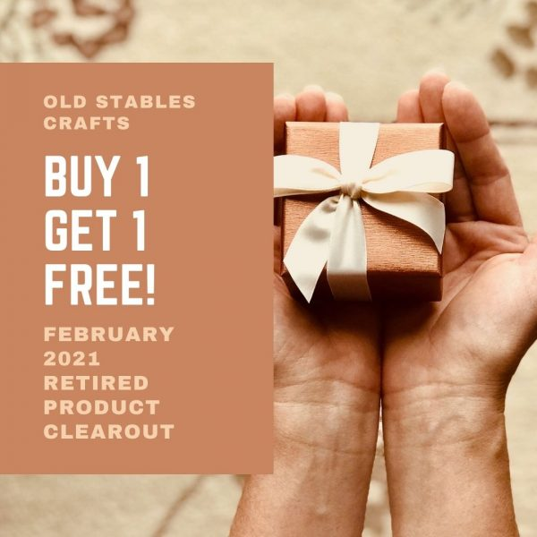 Buy One Get One FREE OldStablesCrafts.co.uk