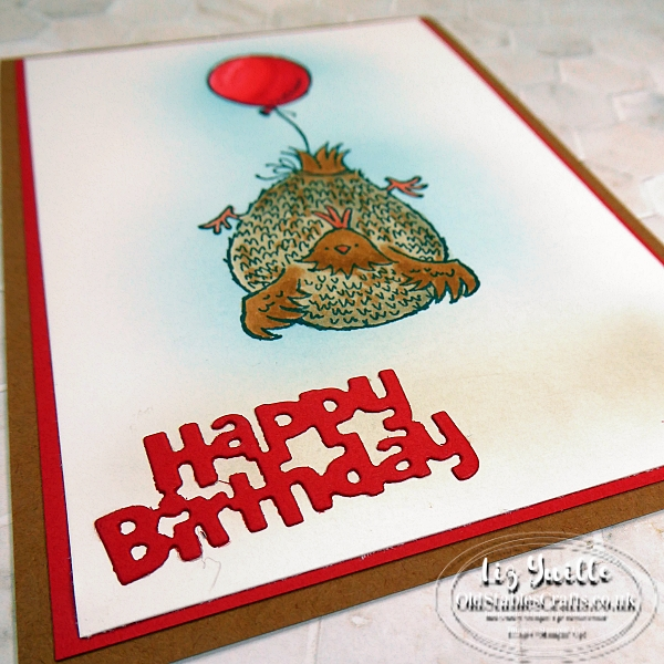 Hey Chick and Hey Birthday Chick Card Selection OldStablesCraft.co.uk
