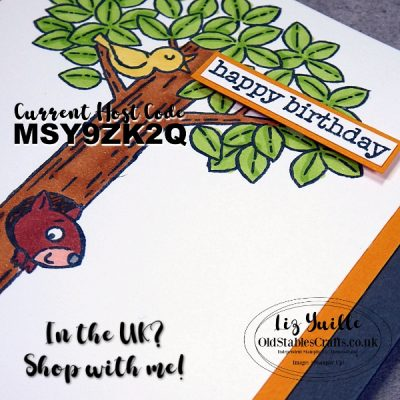 Woodland Wonder for The Spot Challenge #150