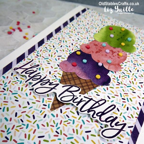 Ice Cream Corner YouTube Live OldStablesCrafts.co.uk