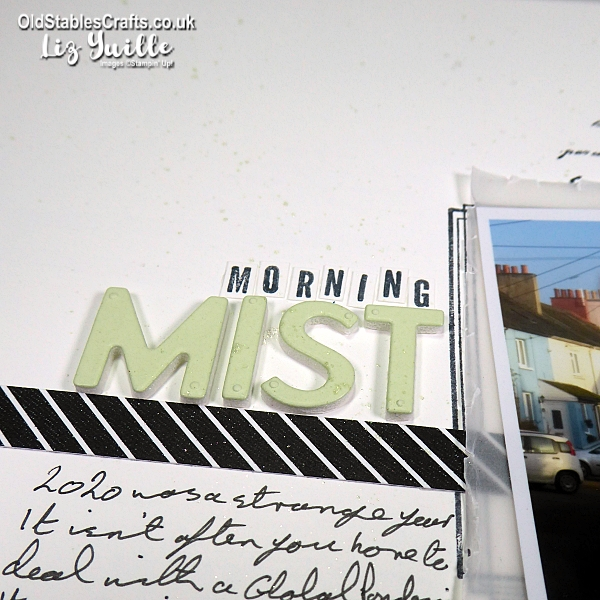 Morning Mist with Very Versailles, Swirly Frames and Under My Umbrella Stamp Sets OldStablesCrafts.co.uk