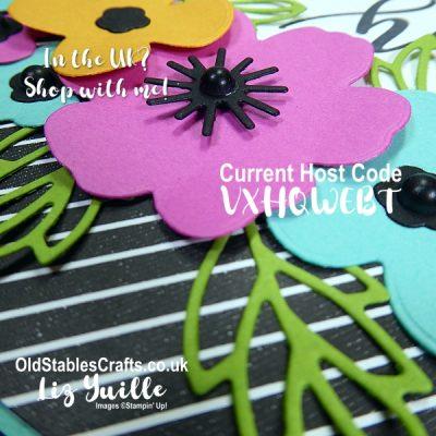 Pretty Perennials for The Spot Challenge #154
