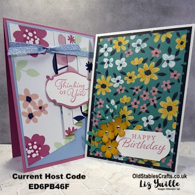 Facebook Live REPLAY – March Customer Thank You Card Kits