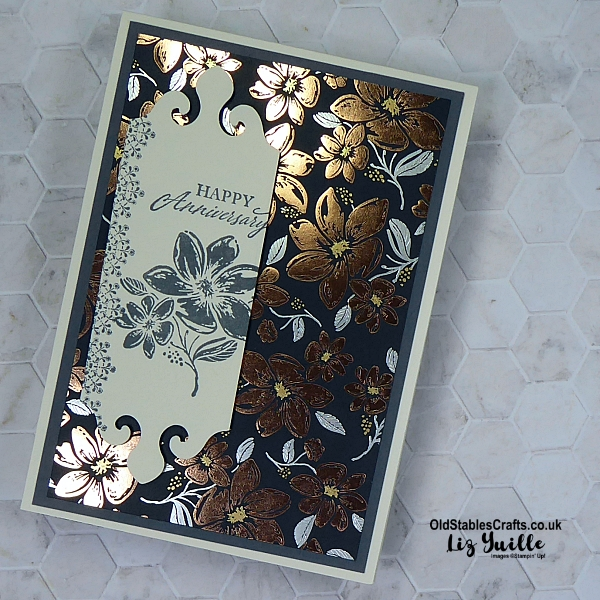 #SimpleStamping Saturday with Elegantly Said OldStablesCrafts.co.uk