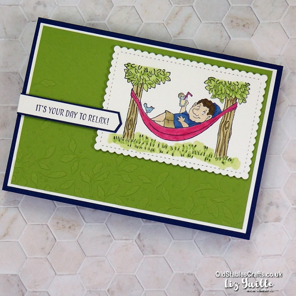 A Cut Above Summer Card OldStablesCrafts.co.uk