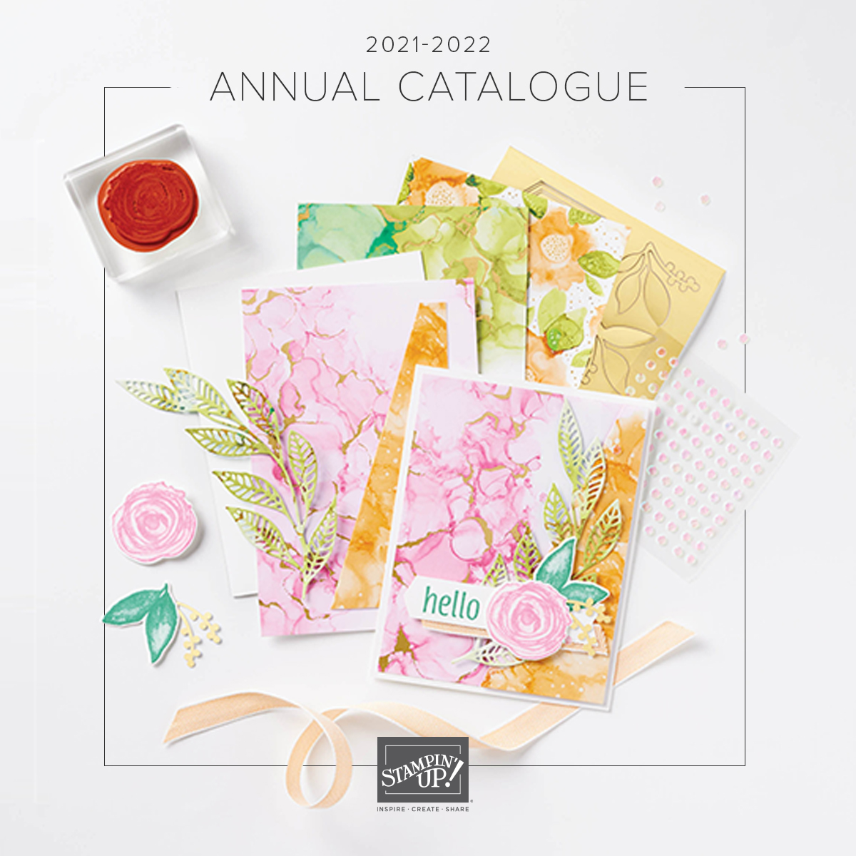 Annual Catalogue 2021 to 2022 click on image to download the Catalogue as a pdf